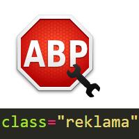 Optimalisace pro AdBlock