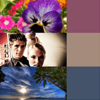 Zjištění barvy obrázku