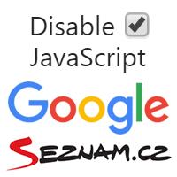 Indexování JavaScriptu