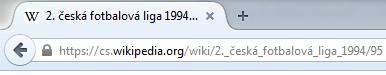 Diakritika v URL na Wikipedii