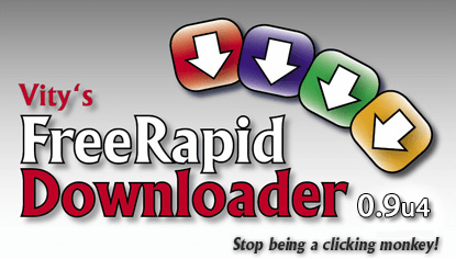 FreeRapid Downloader